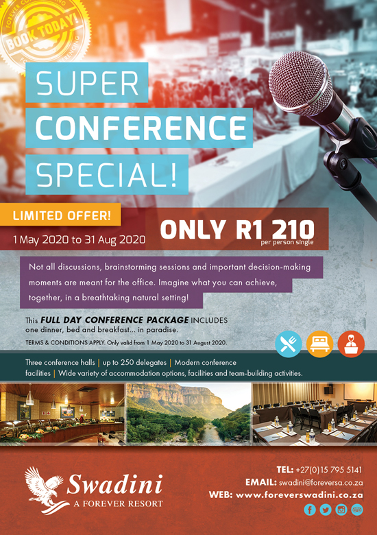 Super Conference Special!