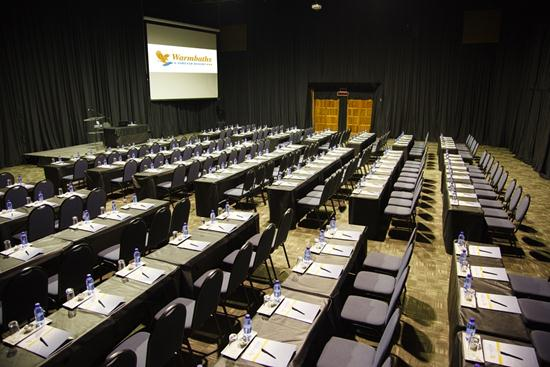 Conferencing at Warmbaths