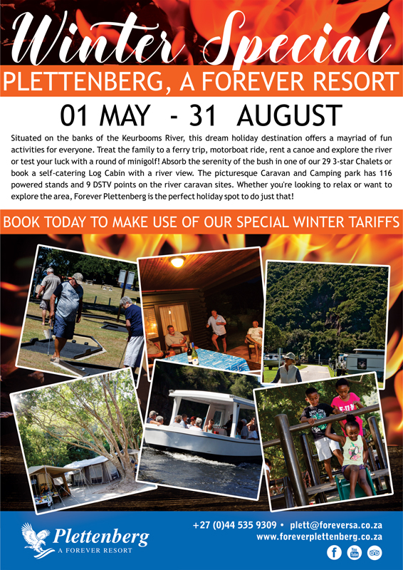 Winter Special at Plettenberg