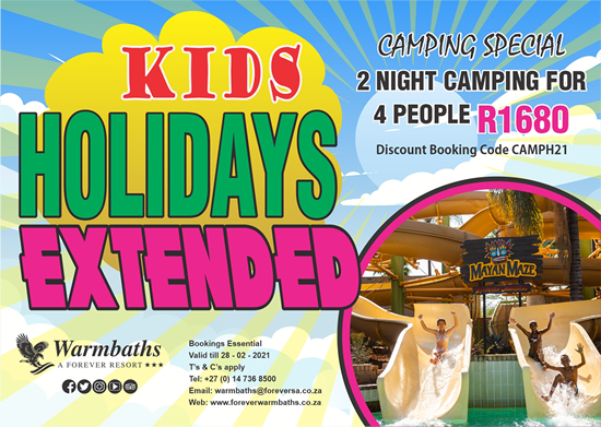 Kids Holiday Extended