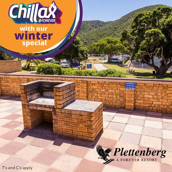 Chillax at Plettenberg this winter.